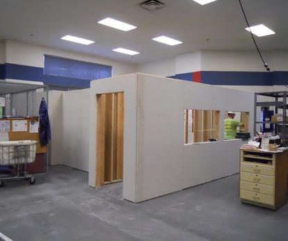 Hilger Construction Inc Gt Usps Everett Carrier Annex