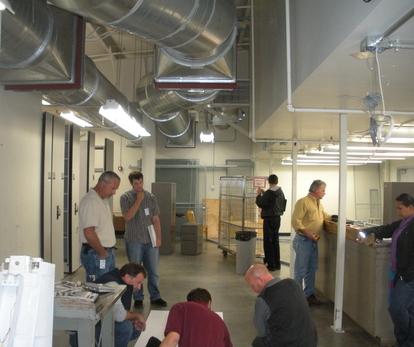 Hilger Construction Inc Gt Usps Seattle P Amp Dc Interior