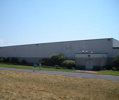 Hilger Construction Inc Gt Usps Redmond Ddc East Parking